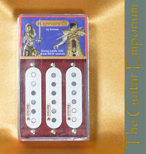 Warriors By Kinman - Belle Star Stratocaster® Left Handed Pickups