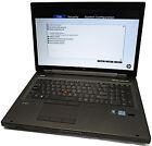 HP Elitebook 8770w i7 2.9Ghz 17.3