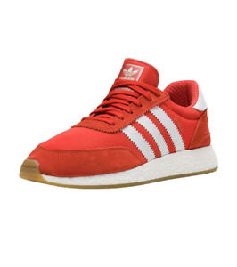 new arrival 65560 e62f2 Image is loading Adidas-Iniki-Runner-I-5923-Mens-Shoes-Red-