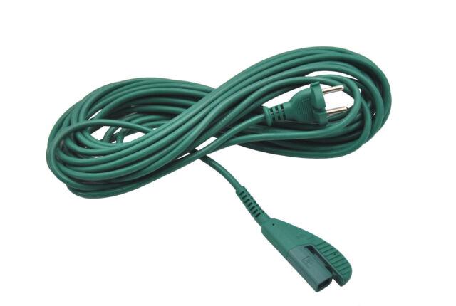10 Meter Kabel / Stromkabel / Ersatzkabel geeignet Vorwerk Kobold VK 135, 136