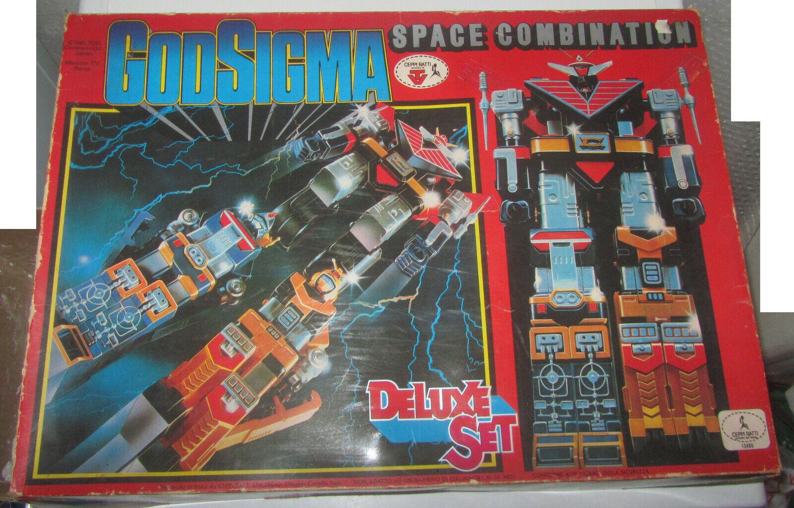 Gott Sigma Gottsigma Space Combination Deluxe Set DX Ceppiratti SPESE GRATIS