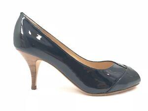 Zanotti Zg49 Vernis Femme 35 Chaussures Éscarpins Noir 5 Giuseppe HEe2DIbW9Y