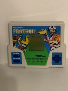 1987-Tiger-Electronics-Football-Handheld-Electronic-Game-Tested-Working
