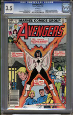 Avengers #227 CGC 3.5 VG- Universal No Reserve