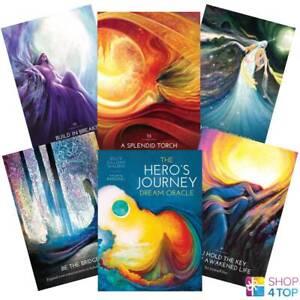 The-HERO-039-S-Journey-Dream-Oracle-Cards-Deck-Sullivan-Rasouli-Blue-Angel-New