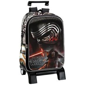 Star-Wars-cartable-a-roulettes-Kylo-Ren-trolley-L-sac-dos-43cm-detachable-527102
