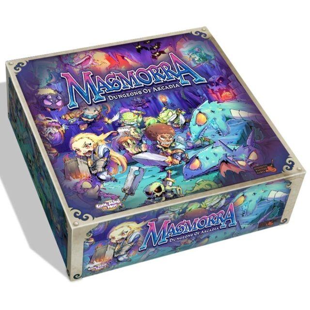 Masmorra Dungeons of Arcadia anglais *NEUF*