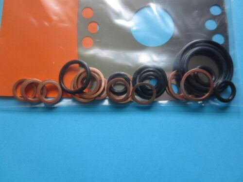 PORSCHE 924 dosatura del combustibile distributore riparazione Kit Per Bosch 0438100039