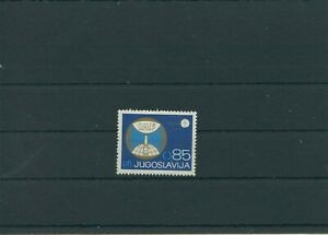 Yougoslavie-Yougoslavie-1967-Mi-1248-Neuf-MNH-Espace-Astronautique-Espace