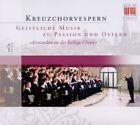 Geistliche Musik Zu Passion Und Ostern Dresdner Kreuzchor Audio CD