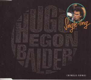 Hugo-Egon-Balder-Maxi-CD-Single-Ling-Single-Song-Germany-EX-EX