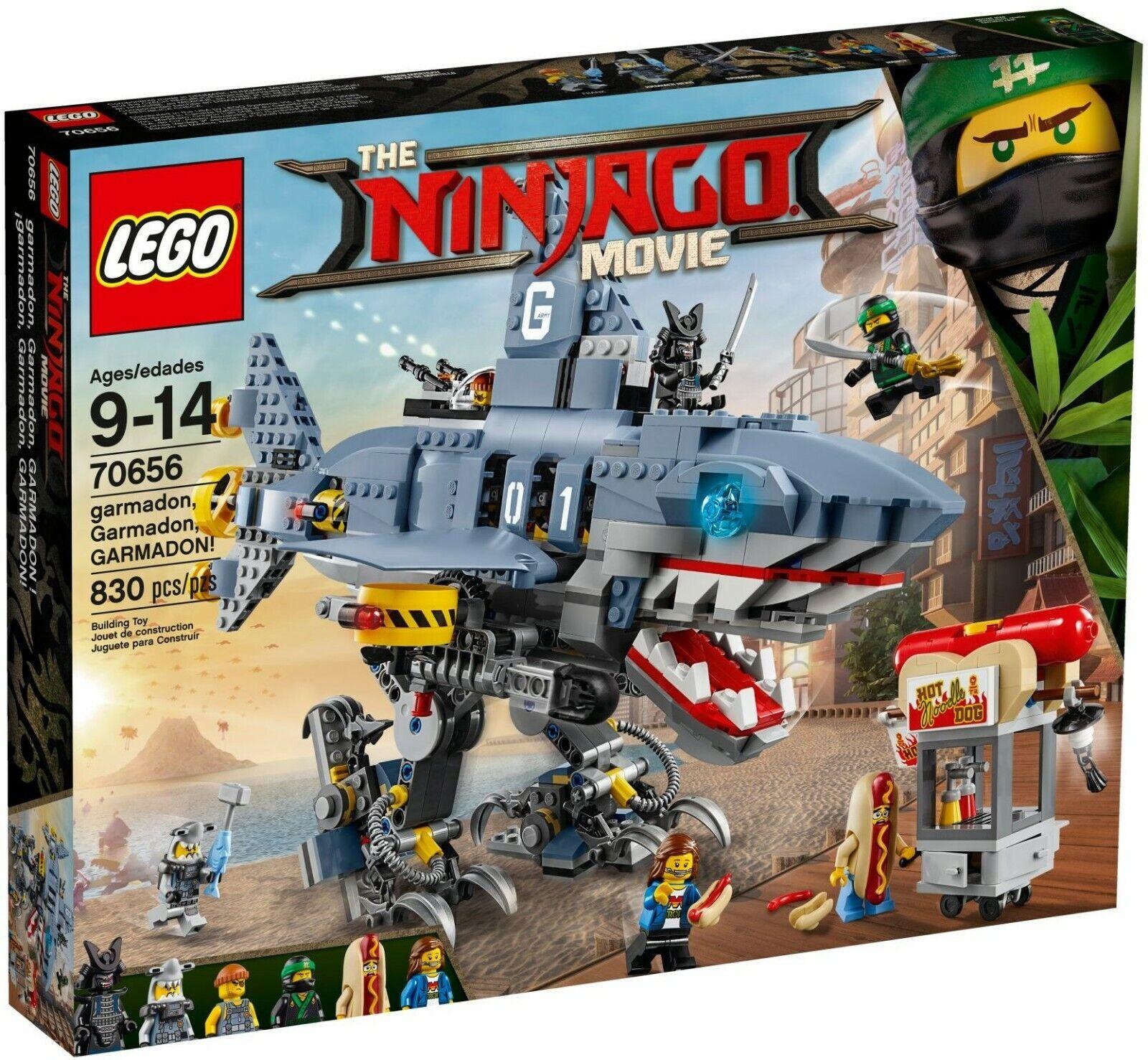 Lego Lego Lego 70656-Ninjago-Garmadon, Garmadon, Garmadon  (lego ninjago movie) 08f962