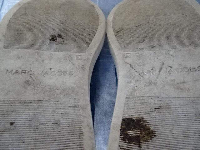 MARC Scarpe JACOBS SMART Scarpe MARC da Ginnastica Basse, Scarpe da ginnastica RARE, taglia EU 40, prezzo consigliato 0e3550