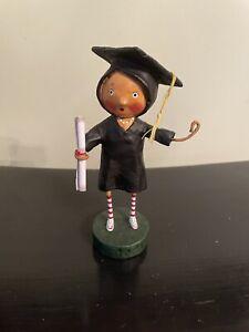 Lori Mitchell Figurine GRACIE GRADUATE *NEW*