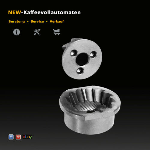 10 Sets Grinding Disc Grinding cone grinding ring V5.2 For Jura Saeco Coffee Machine NEW