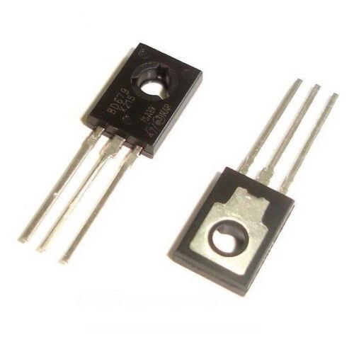 100 Pcs BD679 TO-126 NPN Power Transistors