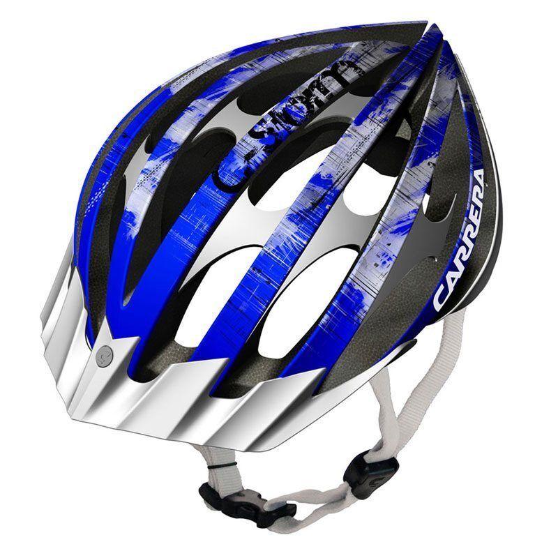 Carrera C-Storm 2 MTB Helmet bluee - RRP .99