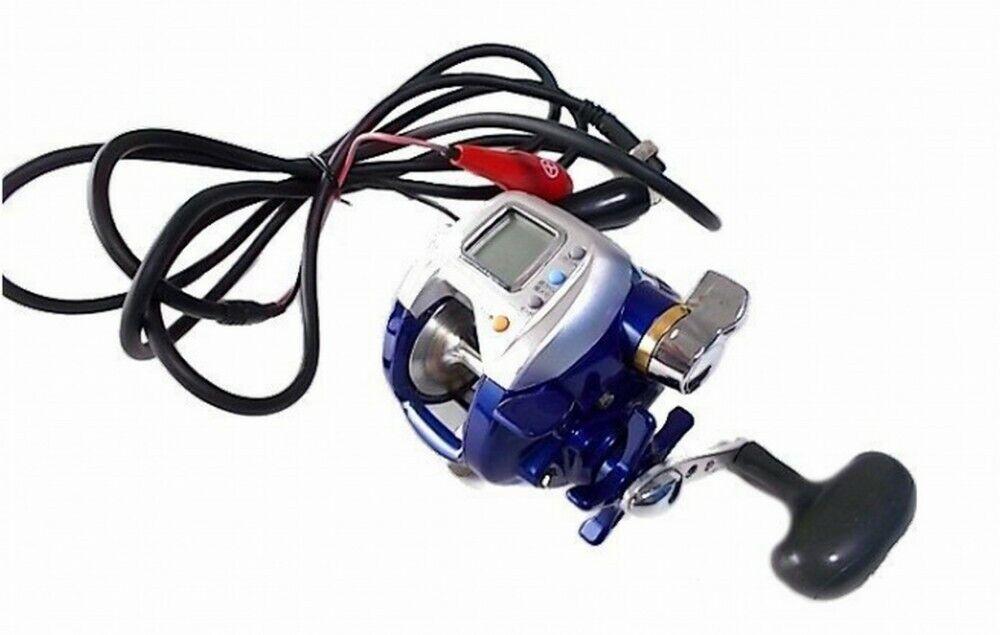 Daiwa HYPER TANACON 400FBe Electric Fishing SaltWater Reel Big Game Tested Used