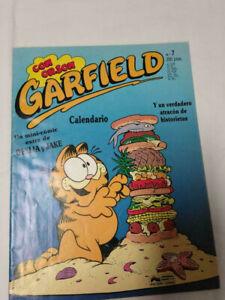 Garfield Número 7. Con Orson. Historietas
