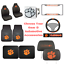 NCAA-Clemson-Tigers-Choose-Your-Gear-Automotive-Accessories-Official-Licensed thumbnail 1