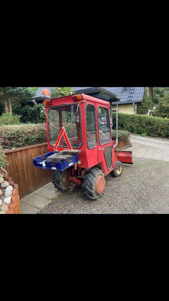 Minitraktor, Wheel Horse C-165