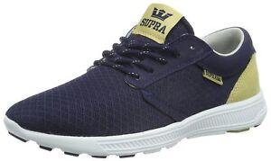 Scarpa Men's canapa Navy Supra bianco Run atletica Hammer 7adCqY