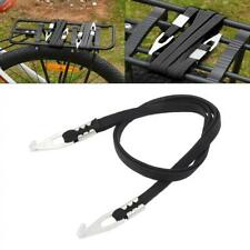 4xDurable Bicycle Tie Bungee Elastic Cord Luggage Strap Fixed Banding Hook