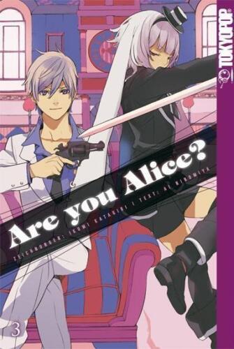 1 von 1 - Are you Alice? Band 03 von Ai Ninomiya Manga Anime Tokyopop
