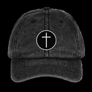 Jesus Is King Vintage Cotton Twill Dad Hat