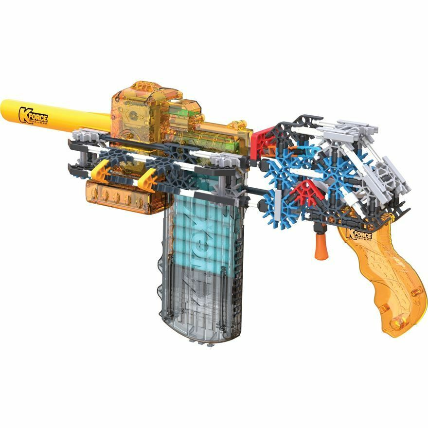 K'Nex Flash Fire Motorized Blaster Building Set