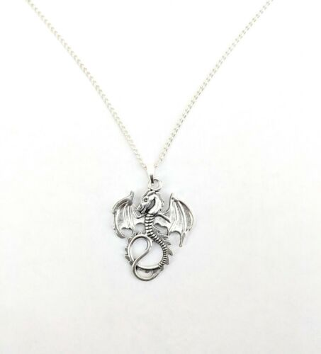 Necklace dragon necklace game of thrones inspired gifts for her