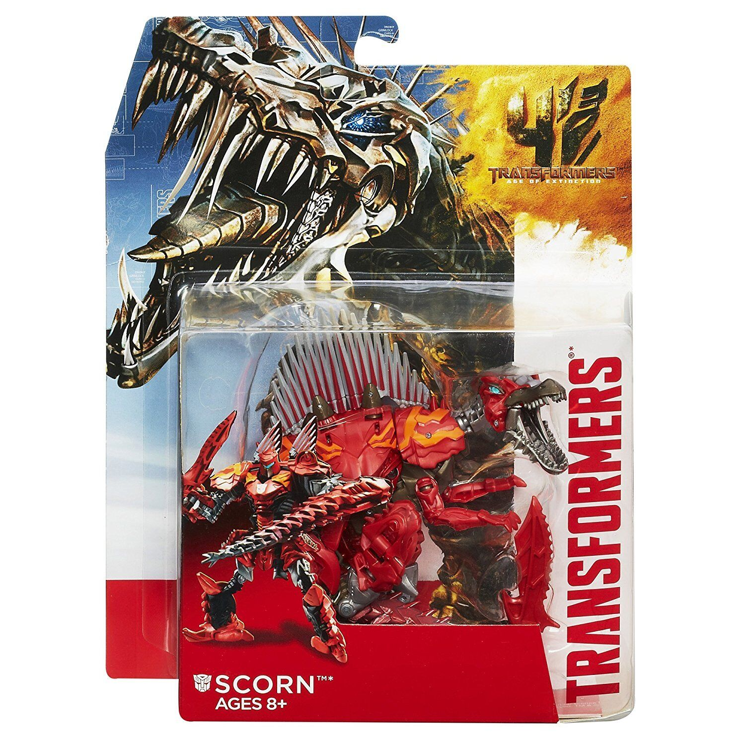 TRANSFORMERS 4 Age of Extinction Deluxe Scorn Authentic NOT KO BEST DEAL COURIER