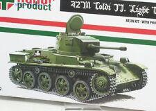1:72 42M Toldi II. Light Tank Hunor Product 72004 Resin NEU OVP