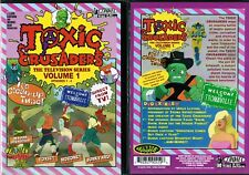 Toxic Crusaders: The Television Series - Vol. 1 (DVD, 2005)