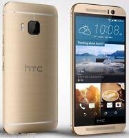 Htc One M9 Gold (factory Unlocked) 5 Full Hd , 20.7 Mp , 32gb , 3gb Ram