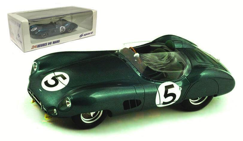 SCINTILLA 43LM59 ASTON MARTIN DBR1 #5 Le Mans winner 1959-Scala 1/43