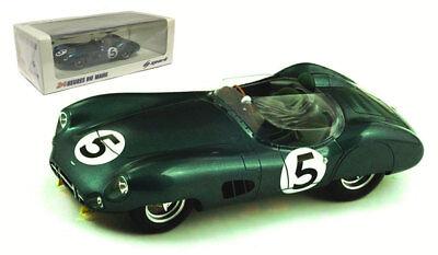 Spark S2443 Aston Martin DBR1 3rd Le Mans 1960-Jim Clark//profesionales 1//43 Escala