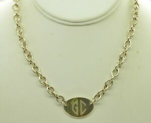 Jewel Tie 925 Sterling Silver with Gold-Toned University of Virginia Small Enamel Pendant