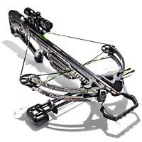 Barnett Quad Edge S Crossbow Package 4x32 Scope Max-1 Camo - 350fps - 78041 on sale