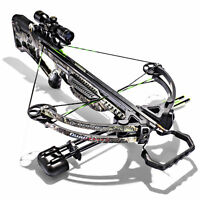 Barnett Quad Edge S Crossbow Package 4x32 Scope Max-1 Camo - 350fps - 78041 on sale