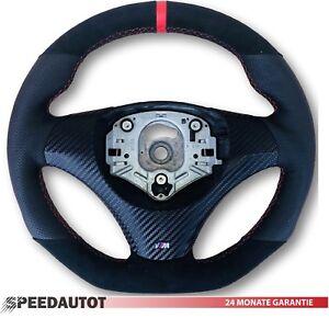 Échange Aplati Volant en Cuir BMW M-POWER E82 E84 E87 E88 E90 E91 E92 E93 Multi