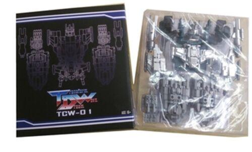 add-on Kit Trasforma Dream Wave TCW-01 CW Bruticus noi VER