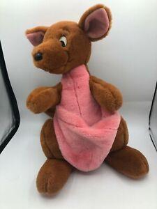 Official Disney Store Kanga Kangaroo Winnie The Pooh Plush Stuffed Toy Animal