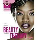 NVQ/SVQ Diploma Beauty Therapy Candidate Handbook: Level 2 by Jane Hiscock, Frances Lovett (Paperback, 2010)