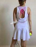 Lululemon Love All Dress Tennis - White - Size 4