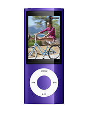 Official Apple iPod Nano 5th Gen Purple *VGWC*+Warranty!!