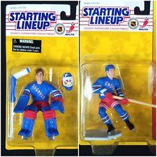 Starting Lineup Mike Richter sports figure 1994 Kenner Rangers NHL