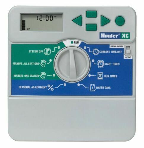Hunter X-CORE Steuergerät 4-6-8 Zonen Bewaesserungscomputer
