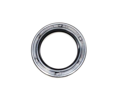 EAI Metric Oil Shaft Seal 50X72X7mm Dust Grease Seal TC Double Lip w// Spring