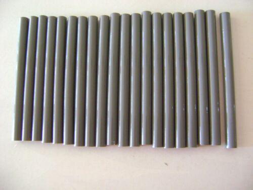 Lionel 6511 Plastic Pipes, quantity 100